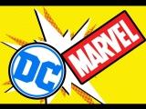 MARVEL VS DC!
