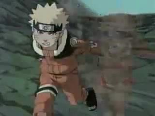 Naruto vs Sasuke(faint)