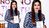 Raveena Tandon LAUNCH Anjali Chhabria Book Death Is Not The Answer