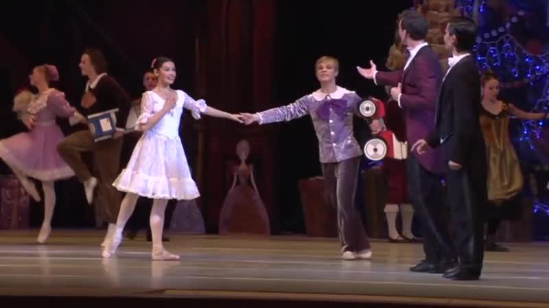 Nutcracker The Kremlin ballet Щелкунчик Кремлевский балет