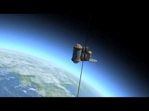 Вавилонская башня как первый лифт к куполу Плоской Земли