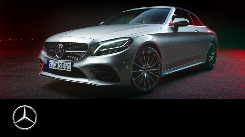 Mercedes-Benz C-Class Cabriolet (2018): Never Stop Improving