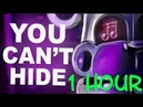 1 Hour FNAF SISTER LOCATION SONG You can't Hide by CK9C Official SMF