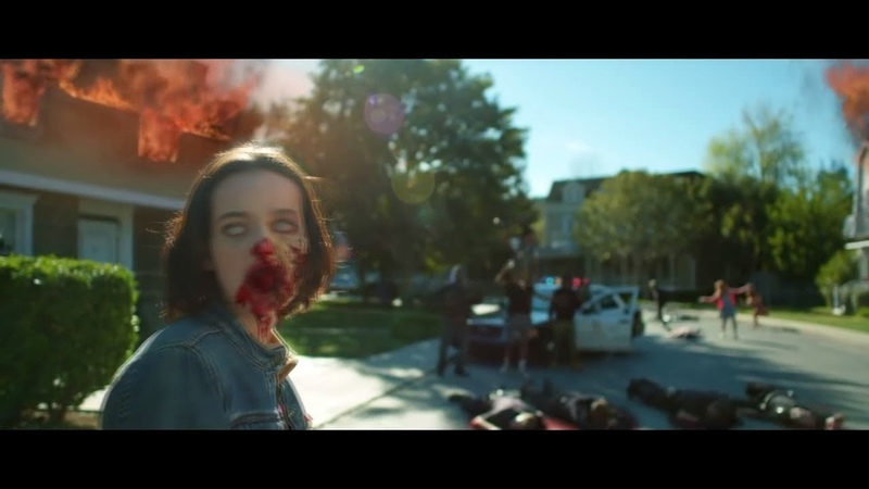 CANNIBAL CORPSE Blood Thirsty Zombie Apocalypse Music Video