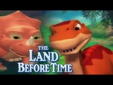 The Land Before Time Big Water Adventure All Cutscenes Full Game Movie (PS1)