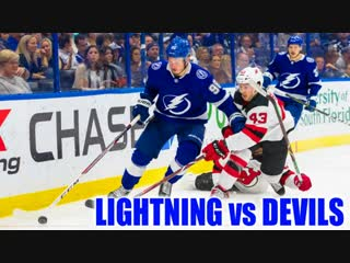 Dave Mishkin calls all 5 Lightning goals from win over Devils