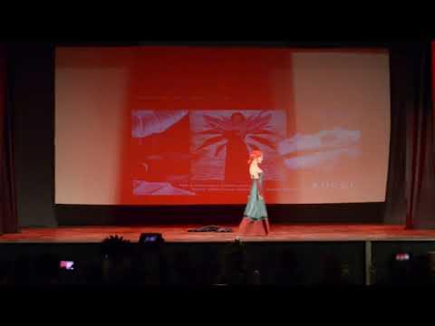Андромеда (Anime-maniacs, г. Саратов) - Трисс Меригольд (Ведьмак 3:Дикая Охота) [AJISAI 2018]
