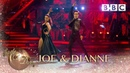 Joe Sugg Dianne Buswell Paso Doble to 'Pompeii' by Bastille - BBC Strictly 2018