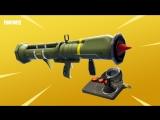 Fortnite «Королевская Битва» – Управляемая ракета