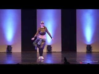 SILVANA Hasna Thuraiya - Street Shaaby/Mahraganat @ 8th ETNA Belly dance festival, 2018