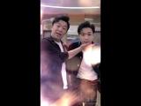 180806 EXO Lay Yixing @ Huang Bo 快手 App Update 1 video from Beijing fan meeting