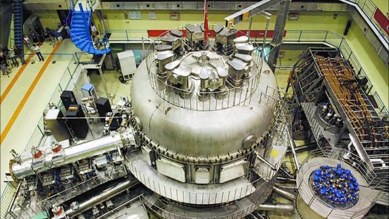 В Новосибирске запустили систему нагрева термоядерной плазмы