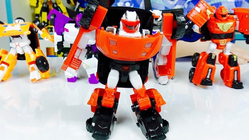 ТОБОТЫ Новая серия Игрушки из Мультика про роботов Трансформеров Машинки Для мальчиков