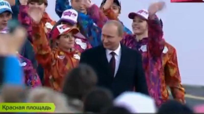 походка Путина - загадка разгадана