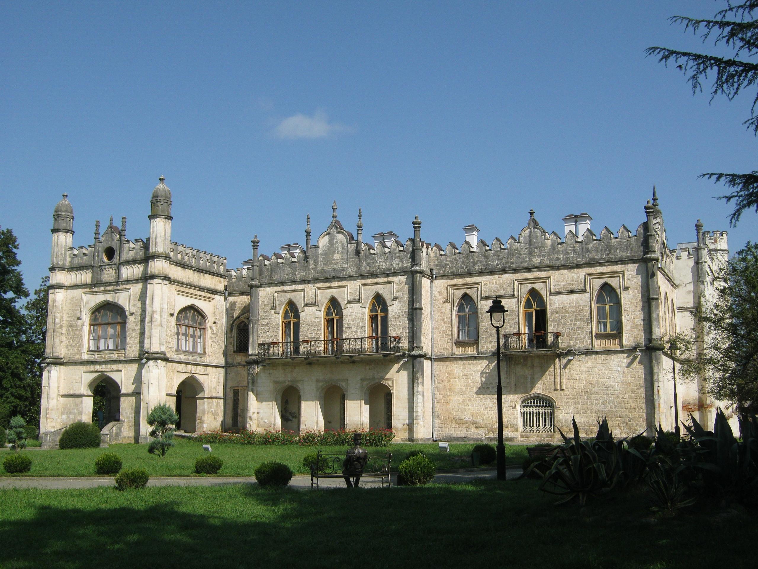 Дворец князя Дадиани