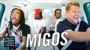 Migos в шоу «Carpool Karaoke»