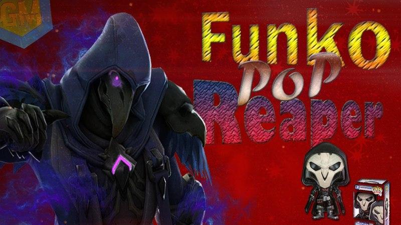 Обзор-Funko POP Reaper