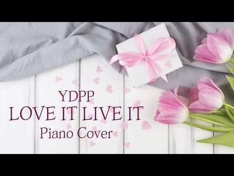 [커버] YDPP (와이디피피) - LOVE IT LIVE IT (러브잇리브잇) | 가사 lyrics | 신기원 피아노 연주곡 Piano Cover