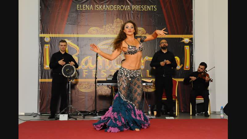 Olga Budaeva - Akdeb Alek (Iskandarani Festival)