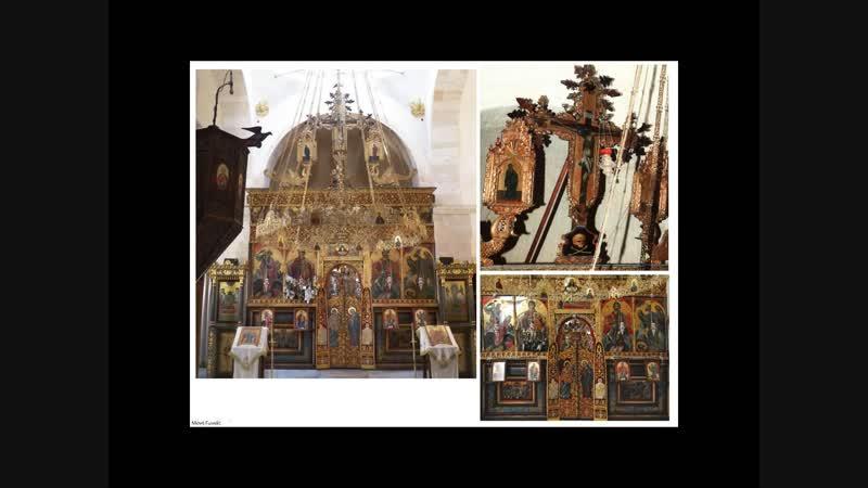 Crete Byzantine Post Byzantine Icons