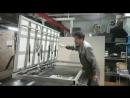 Evro-luki электропривод, аварийное открывание