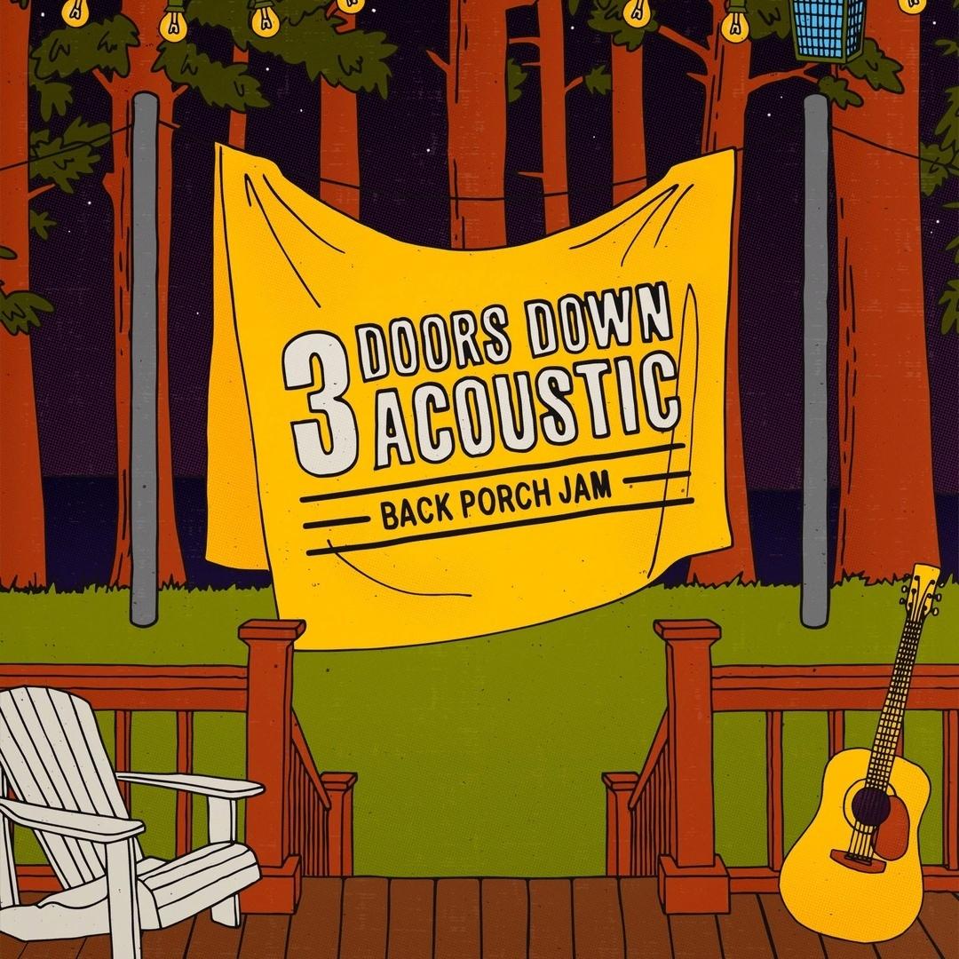 3 Doors Down - Acoustic Back Porch Jam [EP]