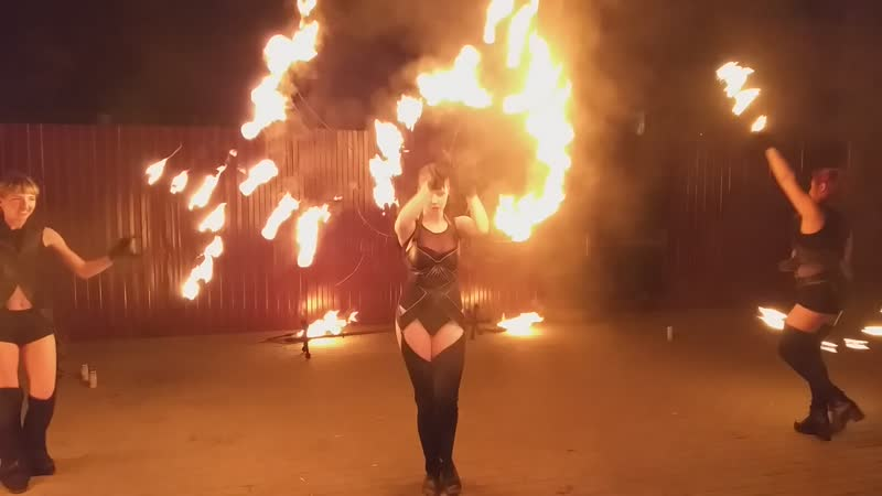 Fire Show Открытие МотоСезона 2019 ClubHouse 04 05 2019
