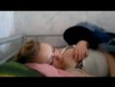 Уснула на вписке, малолетка