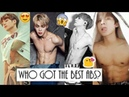 BTS - Who Got The Best Abs?