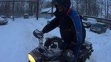 Запуск мотоцикла Урал после 11 лет простоя. Ч2.