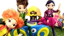 Куклы для девочек - Сказочный патруль и необычные танцы