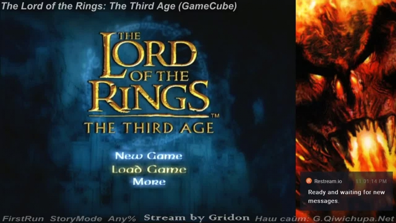 Gridon {The Lord of the Rings: The Third Age} (GC)