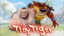 Street Fighter V PC AE mods - Tiny Tiger (Crash Bandicoot)