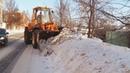 ТВЭл - Зимние сюрпризы в виде снега - как коммунальщики борются со снегопадами. 23.01.19