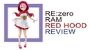 [Anime figures] Re:zero. Ram Red Hood by Furyu   Review   Обзор