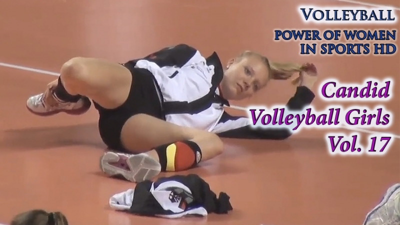 Beauty in Sports Volleyball Vol. 17