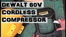 BOLTR DeWalt Flexvolt Compressor Gutless and Brushless