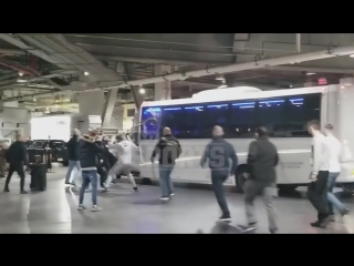 Insane Alternate Angle of Conor McGregor Bus Attack