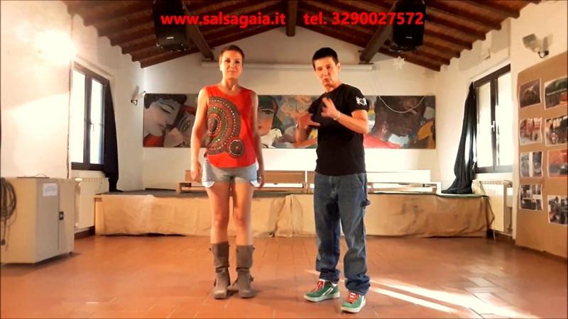 SALSA CUBANA PRINCIPIANTI 26 FIGURE www.sossalsa.dance
