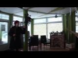 Маникен челлендж в IQ кафе