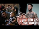 NoLove Fight Week Ep4 - UFC Final Media Scuffle - ESPN interview - Open Workout Q A with the Fans!