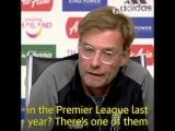 Jurgen Klopp says Jose Mourinho is right