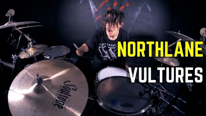 Northlane Vultures Matt McGuire Drum Cover
