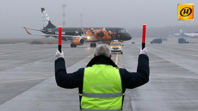 Новый Танколёт приземлился в Минске