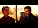 Tony Stark/Peter Parker (Starker)