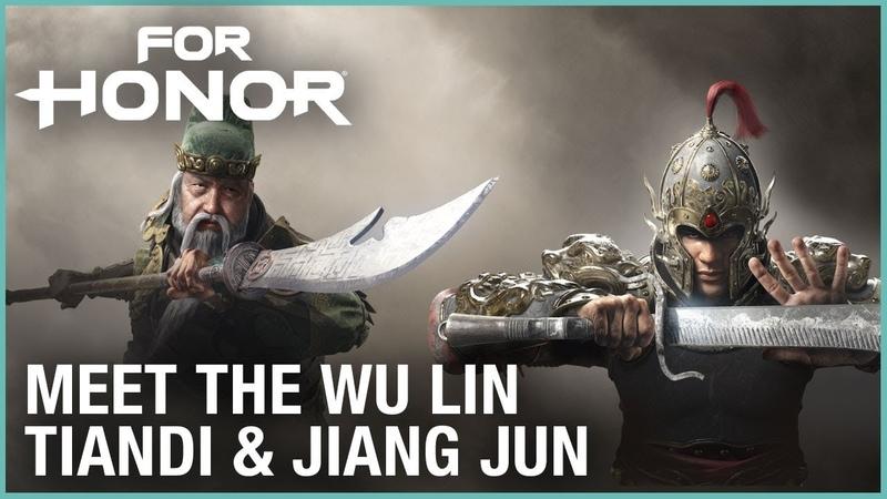 For Honor: Marching Fire - Meet the Wu Lin: Jiang Jun Tiandi | Livestream | Ubisoft [NA]