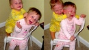 FUNNY TWINS BABY ARGUING OVER EVRYTHING 2 Funny Babies and Pets
