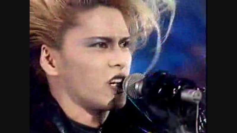 1988.00.00 BUCK-TICK - Just One More Kiss (Music Station)