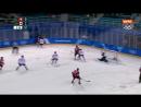Зимняя олимпиада - 2018. Мужчины. Группа А. 1-й тур. Швейцария - Канада. 1 часть. 15.02 15.10