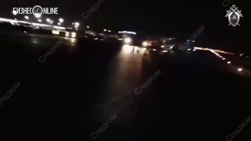 «Все нормально, заяц не мог нанести повреждений»: опубликованы переговоры пилотов, сбивших человека в Шереметьево